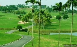 Golf vacation in the Northen of Vietnam 05 Days