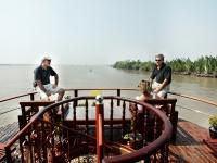 Croisière d'Aventure en comfort au long du Mékong au Vietnam et Cambodia 7 jours 6 nuits