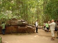 Temple de Caodai et  tunnels de Cuchi