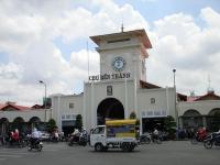 Tour de la ville de Saigon