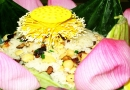 Secret d'art culinaire vietnamien