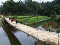Circuit Trekking: Maichau PuLuong et Citadel d'Ho