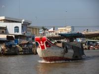 Delta du Mékong - CaoLanh-LongXuyen-ChauDoc-CanTho-CaiRang