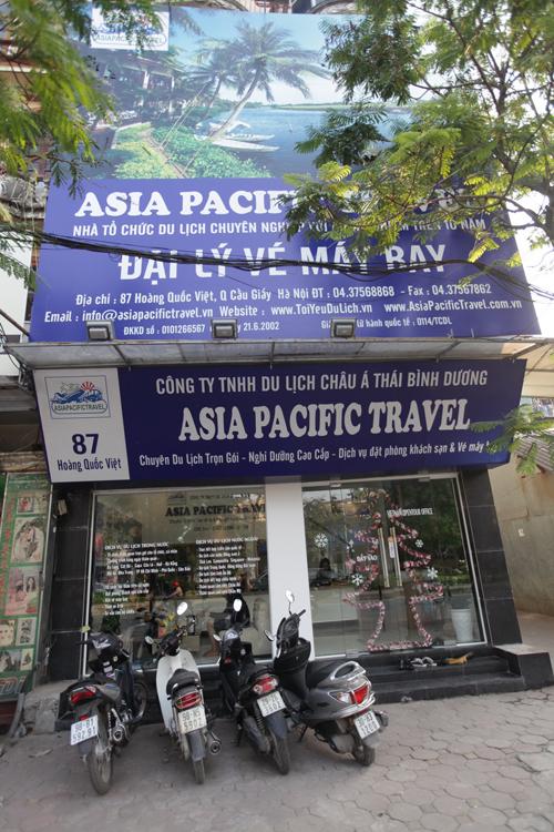 Hanoi office
