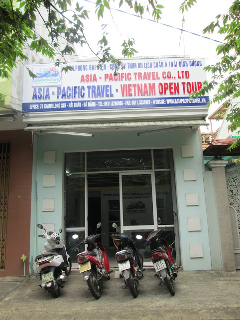 Office in Danang city