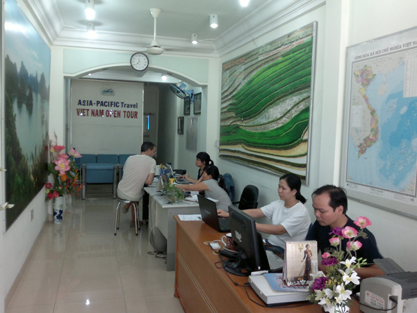 Office in Ho Chi Minh