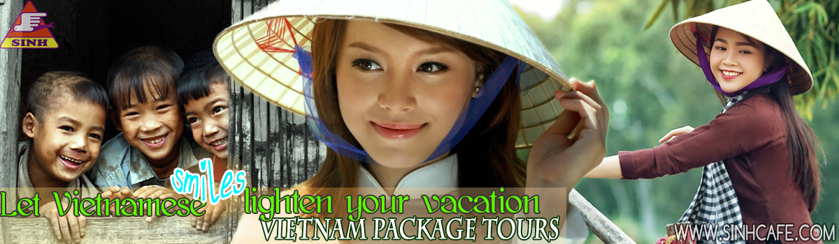 Vietnam Package Tours 1200x350